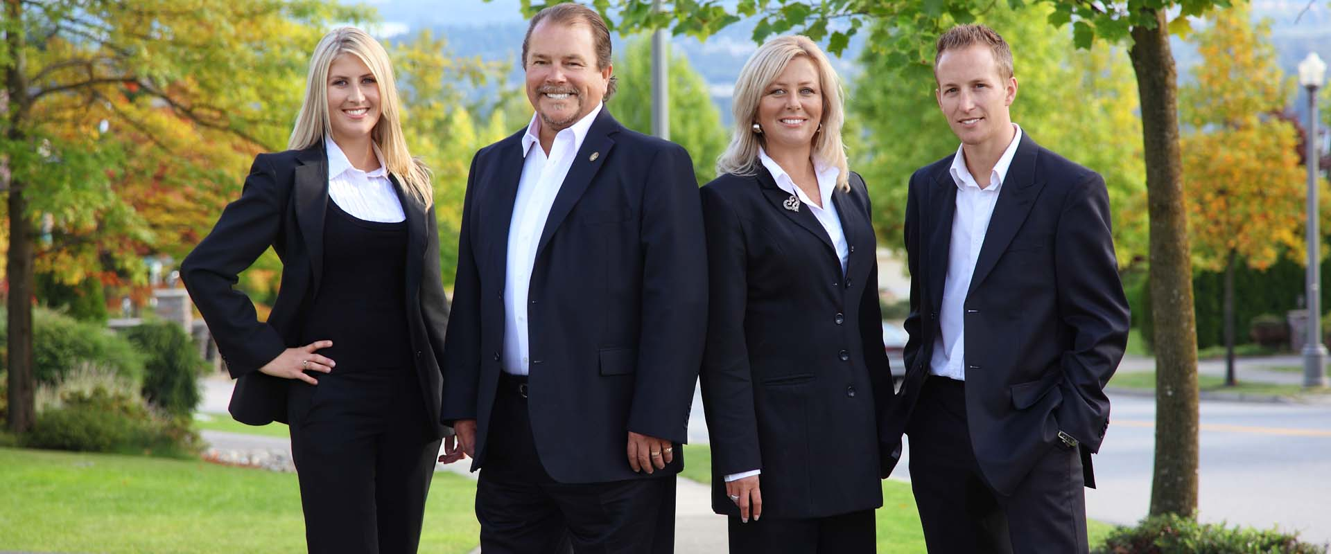 4 licensed agents and a client care specialist